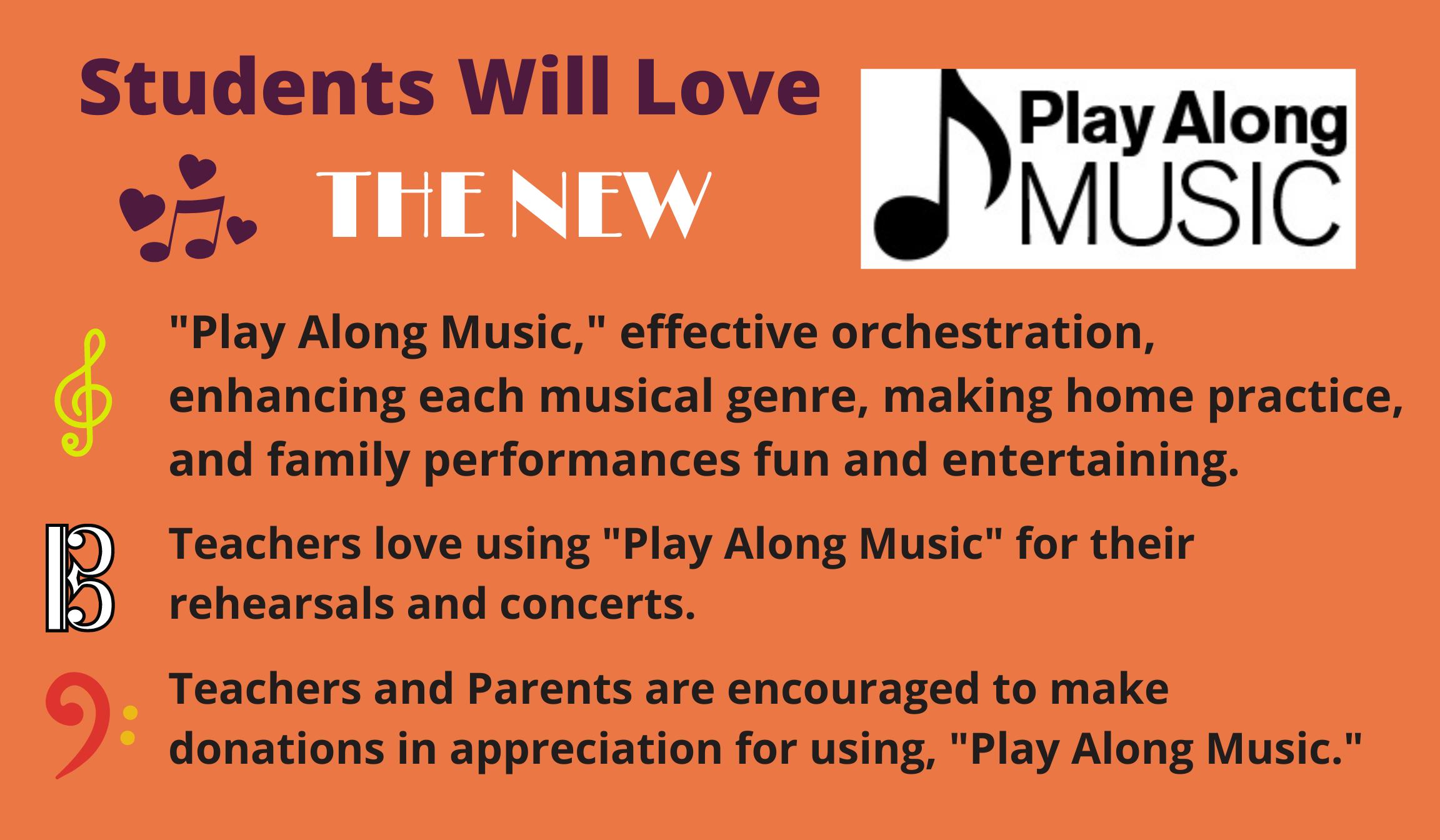 Play along Music